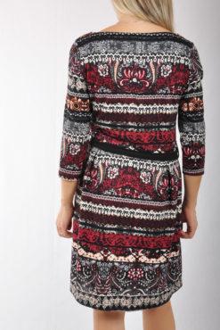 Mini φόρεμα εμπριμέ