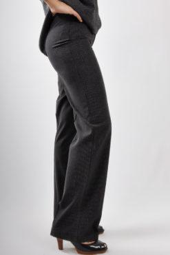 Παντελόνι ελαφριά καμπάνα ριγέ