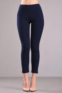 Παντελόνι μέχρι τον αστράγαλο μπλε