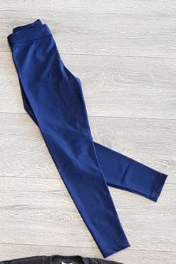 Παιδικό γυαλιστερό κολάν μπλε