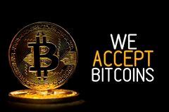 δεχόμαστε Bitcoin