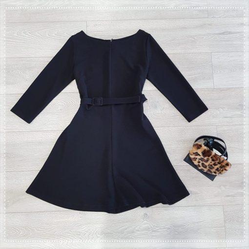Φόρεμα κλος με ζωνάκι